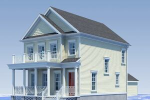 American Sustainability Initiative To Build 12,000 Energy-Efficient Modular Homes in Two Years