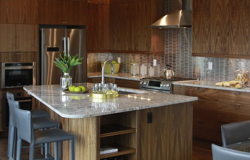 Brookfield Debuts Two Models at Sterling Ranch | Builder Magazine ...