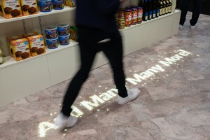 Philips and Tarkett Collaborate on LED Vinyl Floors
