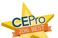 CE Pro's Awards Shine Light on Smart-Home Products