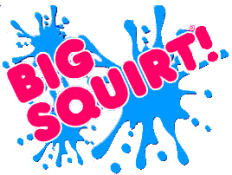 Big Squirt!, Inc. Logo