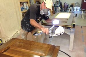 Wood Finishing Tips from the Topcoat Woodsnobs