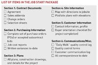 How to Conduct a Job Start Review
