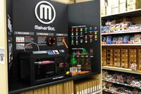 Home Depot to Sell MakerBot's Replicator Series