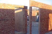 Structural Insulated Panels From Agriboard