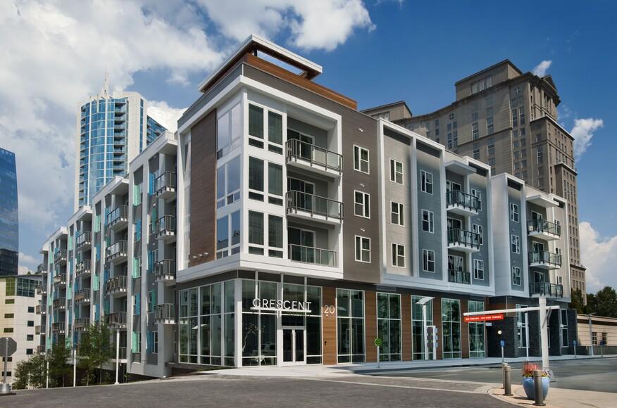 Crescent Terminus Residential Architect Rethink Wood