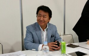 Hideo Ono, head of Mokutaikyo, the Japanese association dedicated to helping wooden homes withstand earthquakes.