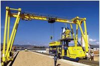 Mobile Hollowcore Plant