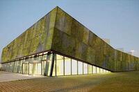 Biological Concrete for Living Façades
