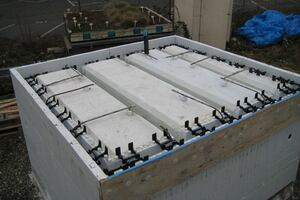 Green Roof Research Confirms Quad-Lock ICFs Provide Thermal Performance