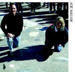 Carolyn Braaksma and Tom Graf present a unique concrete surface at Artistry in Concrete 2003.