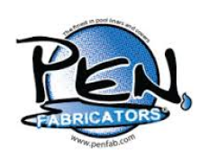 Pen Fabricators Logo