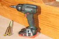 Field Tested: Metabo's 18 Volt LiHD Impact Wrench