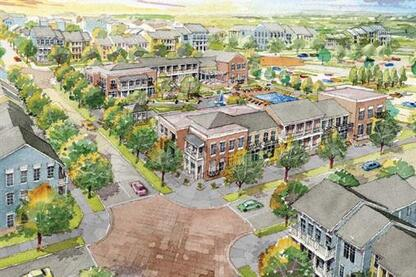 The Bayou District At Park City