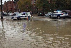 Boston Water Main Break Kills Two Workers
