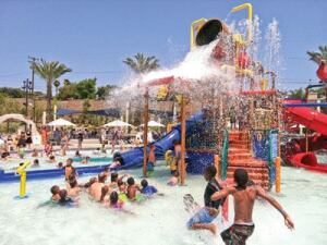 Judge's Comment: Other waterparks would be wise to see all the things The Cove is  doing.