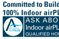 Indoor airPLUS to Recognize Builders with 100% Commitment
