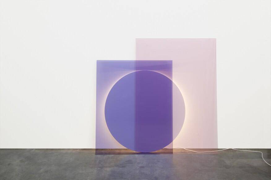 Daniel Rybakken and Andreas Engesvik for e15; LT04 COLOUR floor light, 2014.