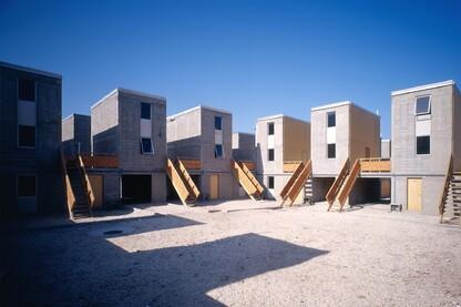 Quinta Monroy Housing