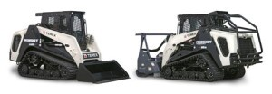 Terex Forestry Compact Track Loaders