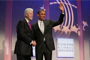 Clinton Global Initiative: The Wrap