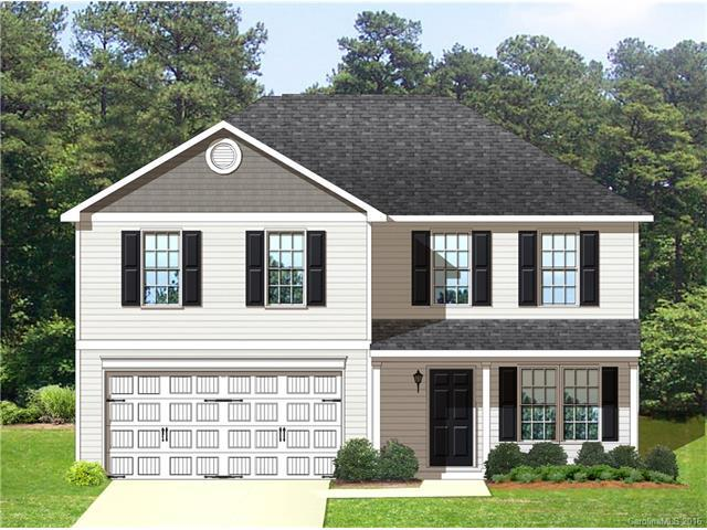 WJH is selling a model of this home in Charlotte starting at $184,000.