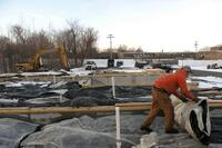 Multifamily Project Profile: A January Slab Pour