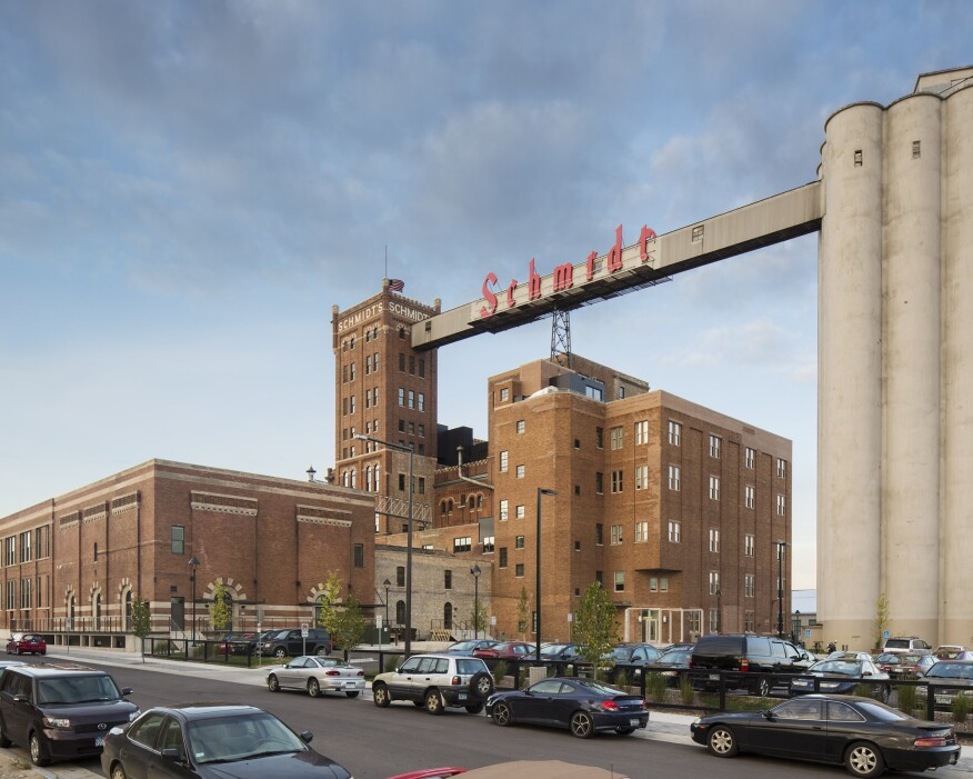Schmidt Artist Lofts - BKV Group: Grand Winner/Adaptive Reuse