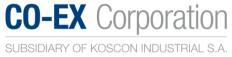 CO-EX Corporation Logo