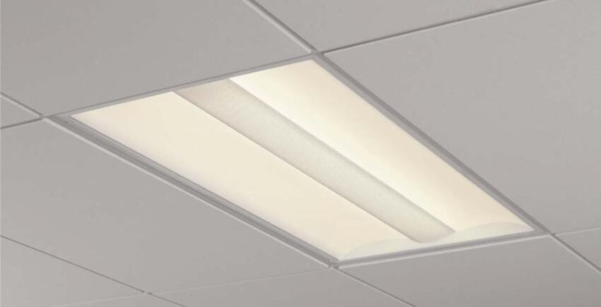 SofTrace Luminaires From Day-Brite Lighting