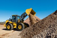 John Deere utility-class wheel loaders