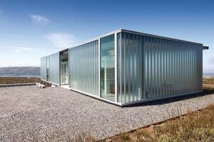 C-Glass House