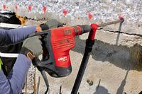 Hilti + TE-CD and TE-YD Safe Set adhesive anchoring system