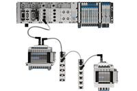 Water filtration plant configurations by Festo