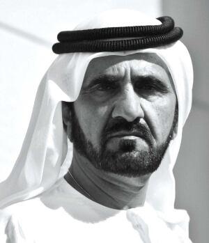 Sheikh Mohammed bin Rashid al-Maktoum  Ruler of Dubai