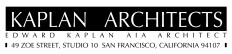 Kaplan Architects Logo