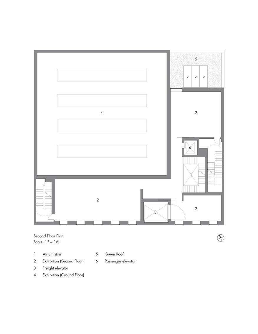 Second-Floor Plan