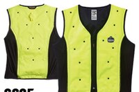 Chill out with cooling vests from Ergodyne