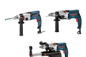 Bosch Recalls Hammer Drills