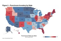 Foreclosure Inventory: A State-by-State Map