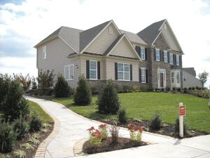 SHOWAND TELL: Strong presales are Cornell Homes' ticket to obtaining bank financing for its projects, which include the single-family home St. George Crossing community in New Castle County, Del., and the 44-condo Oceanview at Avalon, N.J.