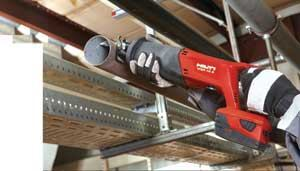 Product Watch: Hilti WSR 18-A CPC 18-volt Reciprocating Saw