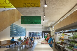 Lakeview Pantry Brings Good Design and Food to Those in Need