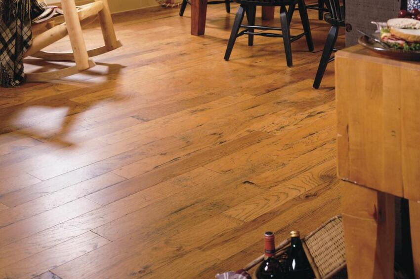 Anderson Manor House Flooring