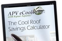 Cool roof app for iPad, iPhone, iPod Touch