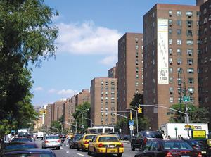 Residents at Peter Cooper Village and Stuy Town allege that owner Tishman Speyer wants to push them out of rent-controlled units.