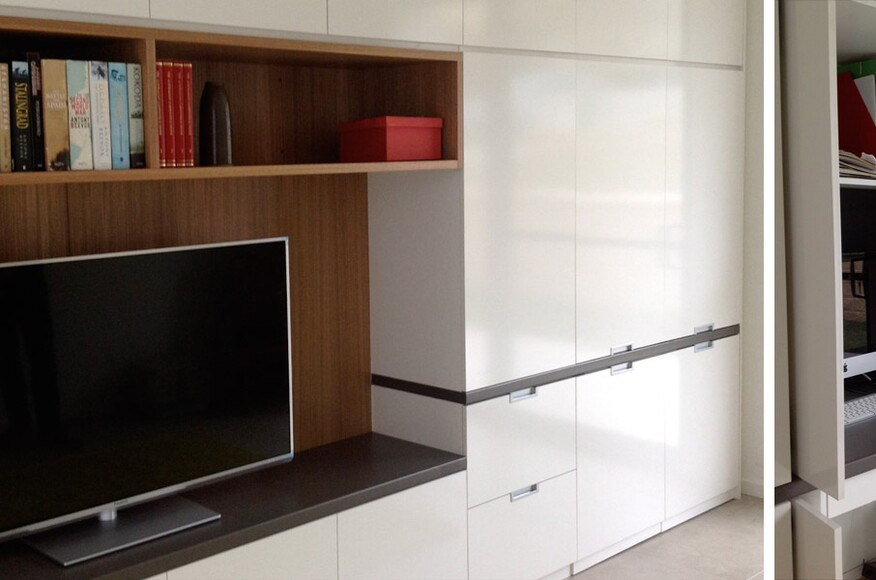 Home Office Design Furniture Architect Magazine Spaceworks Design Sydney Australia Custom