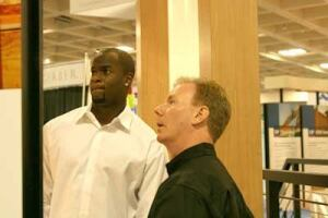 Vince Young at PCBC 2007