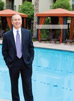 President of The Irvine Co Apartment Communities Max Gardner want his residents to love where they live.