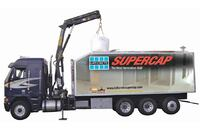 Laticrete Supercap LLC Mobile Blending Unit